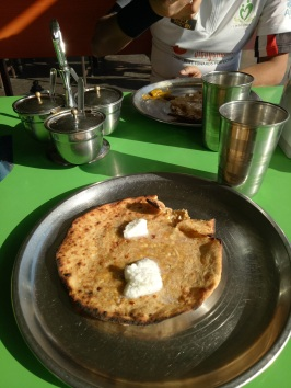 Parantha at Murthal