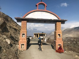 Walk to Muktinath