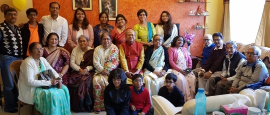The Big Bangla family